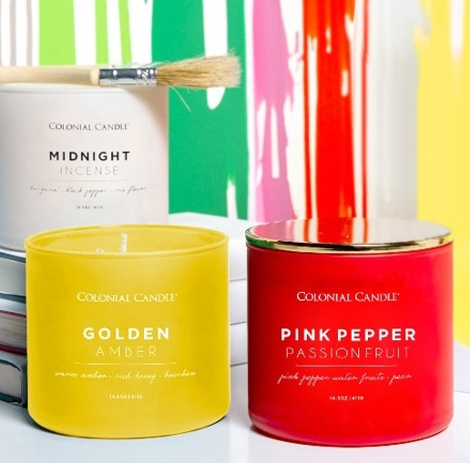 COLONIAL CANDLE<br /><br />