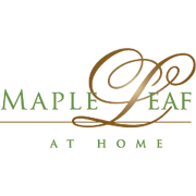 MAPLE LEAF<br />AT HOME