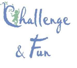 CHALLENGE & <br/>FUN